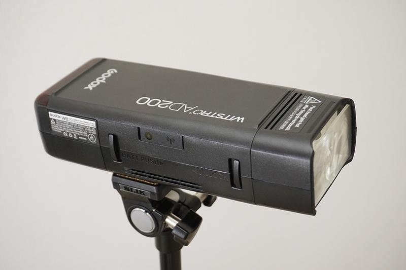 [レビュー] 取材用ストロボに Godox AD200 がかなり使える件。