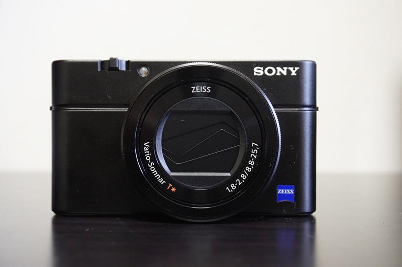 [レビュー] 高級コンデジ SONY RX100M3 購入!