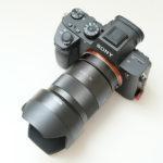 [レビュー] SONY a7Riii & Sonnar T* 55mm F1.8 ZA
