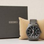 [レビュー]お手頃価格の機械式時計 SEIKO5 SPORTS を購入しました!
