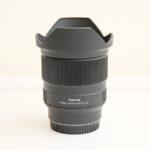 [レビュー] 明るい広角単焦点レンズ Tokina FiRIN 20mm F2 AF を購入しました!
