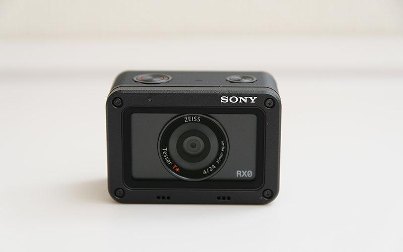 [レビュー] 超ミニマムカメラ SONY RX0 を購入!※ 実写編レビュー有り