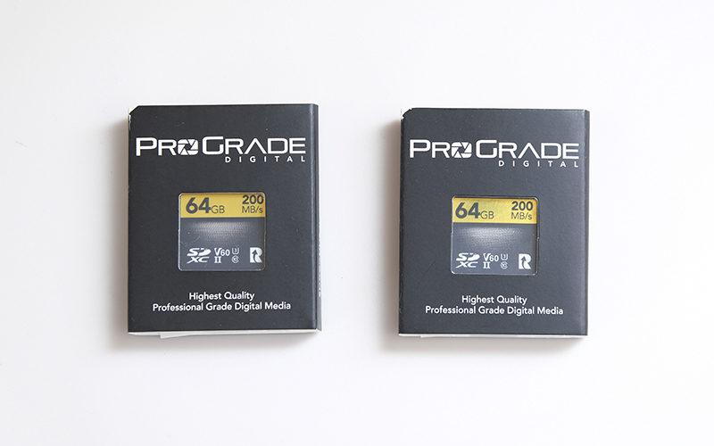 [レビュー] 元 Lexar 経営陣の新会社 Pro Grade SD & micro SDカードがかなり良い件。