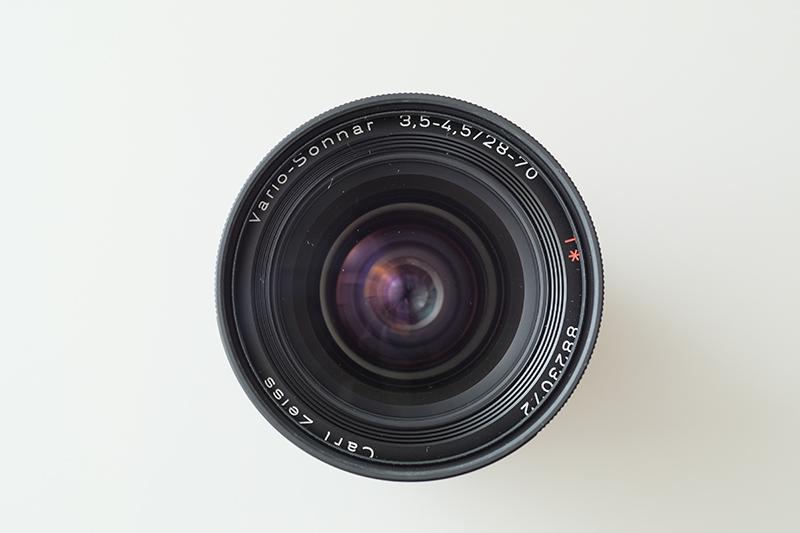 [レビュー] CONTAX Carl Zeiss Vario Sonnar 28 – 70mm F3.5-4.5 MMJ