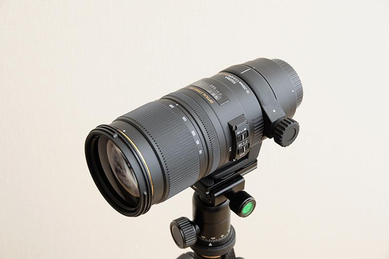 [レビュー] SIGMA 70 – 200 mm F2.8 APO DG OS HSM