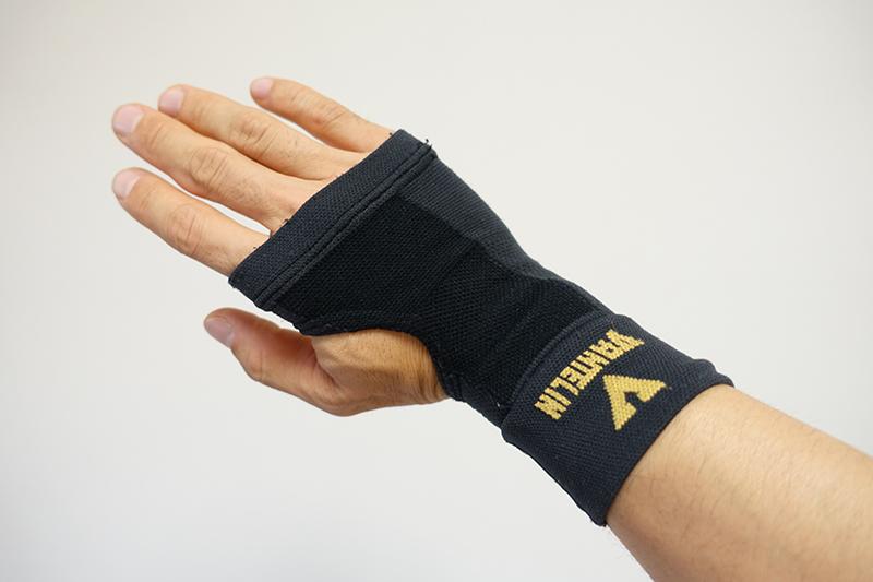 腱鞘炎にバンテリンの手首サポーターがとても良かった件。