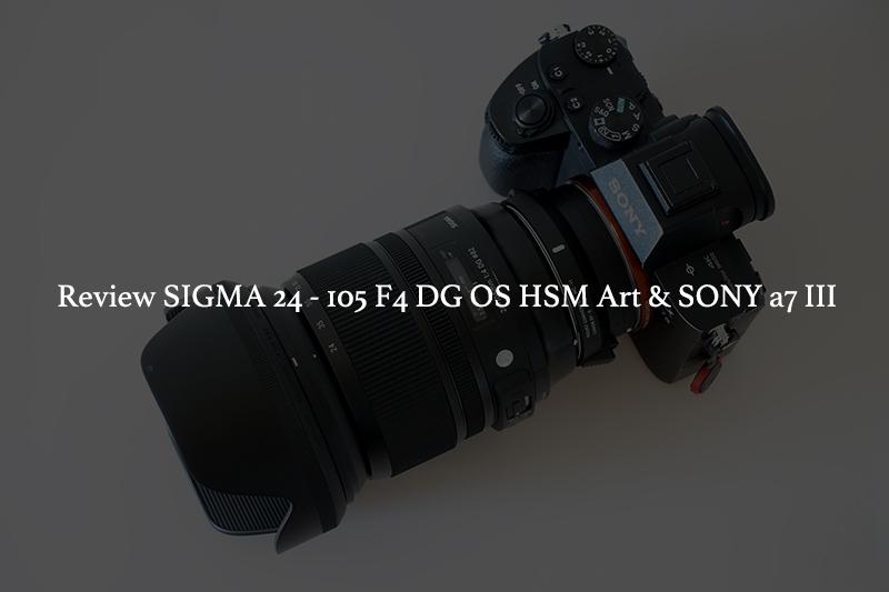 [レビュー] SIGMA 24 – 105 F4 DG OS HSM Art & SONY a7iii @ 深大寺